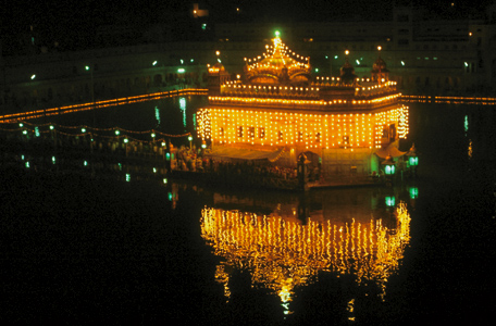 Golden Temple (Gurduwara)