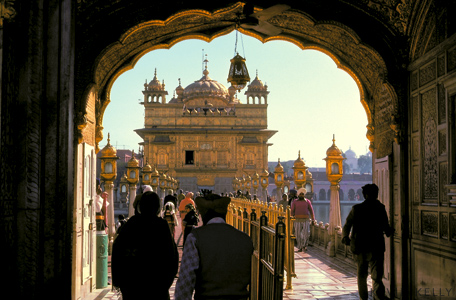 Golden Temple, Amristar
