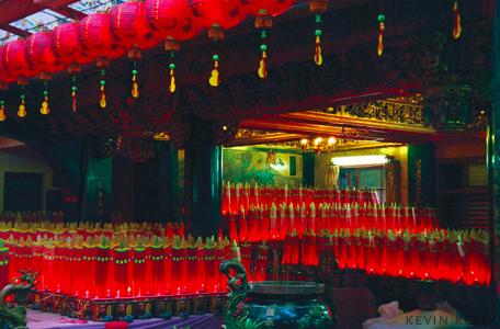 Temple lights