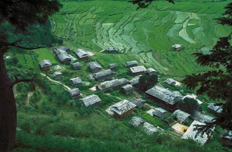 Kulu Valley