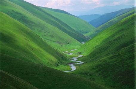Tibet valley