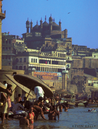 Bathing Ghats