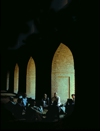 Mosque inside