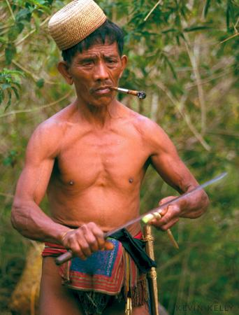 Ifugo Tribesman