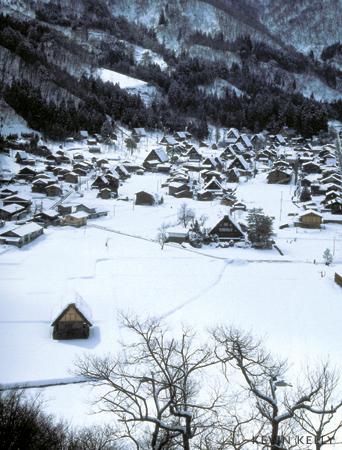 Ogamachi valley