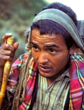 Nepali Porters