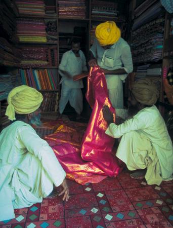 Sari shop