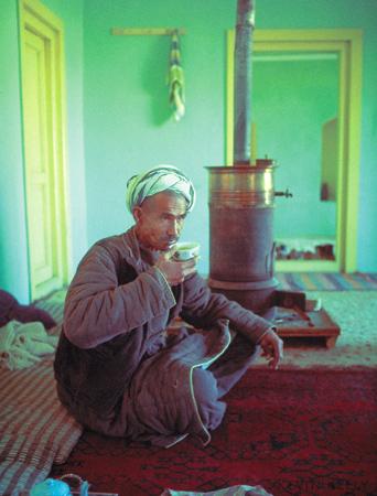 Afghan living room - Kevin Kelly - Asia Grace