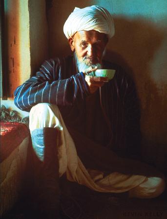 Tea House, Herat