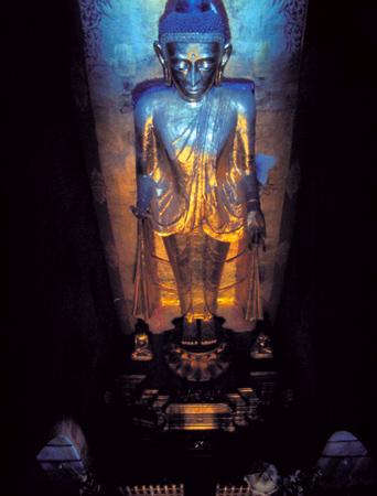 Buddha in Pagan