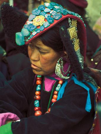 Gemstone Hat, Ley, Ladakh